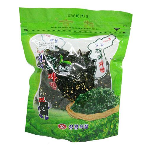 成京 緑茶岩海苔ジャバン